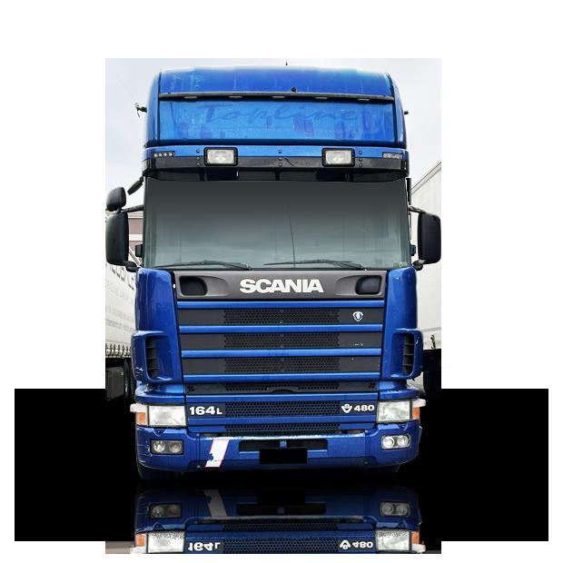 SCANIA - Rivera Remo Autotrasporti